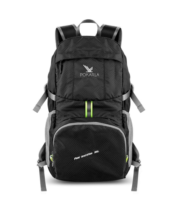 Pokarla Foldable Backpack Lightweight Packable