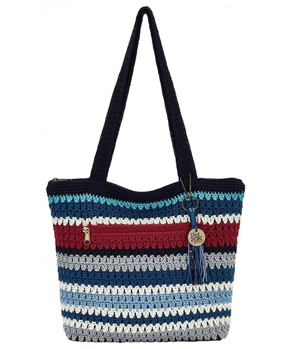Riveria Tote Handbag Marina stripe