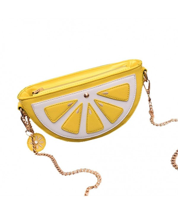 Crossbody Shoulder Message Cartoon Satchel