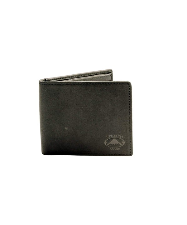 Stealth Mode Money Clip Wallet