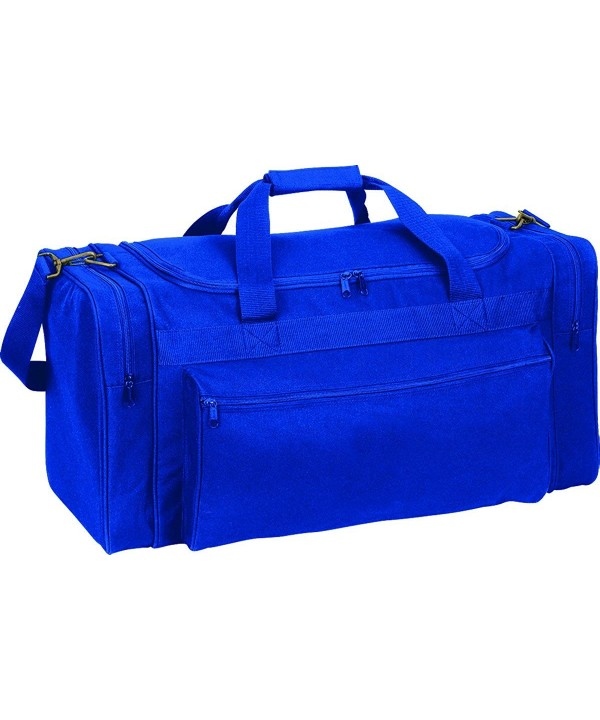 Sports Duffle Bag Canvas Polyester