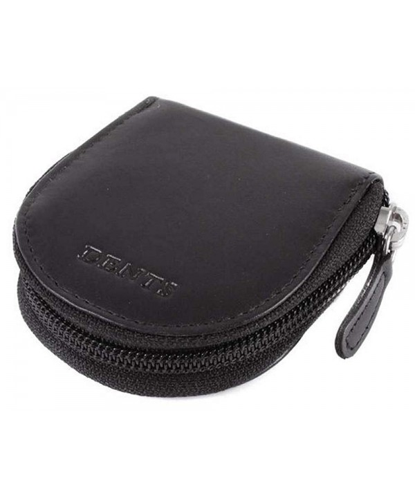 Dents Mens Leather Coin Purse