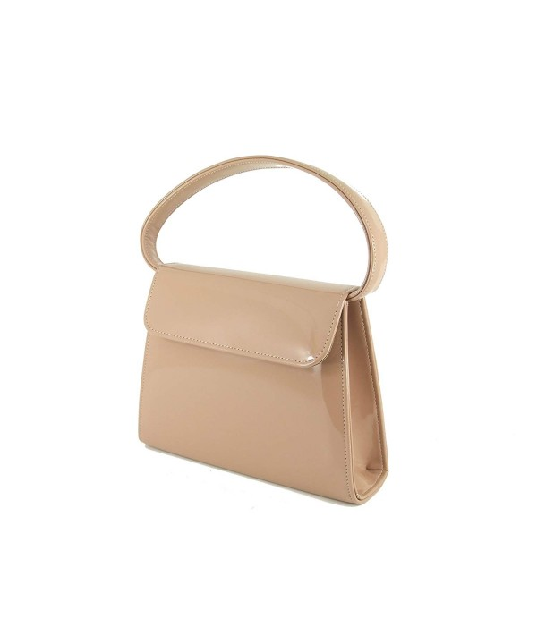 LONI Womens Synthetic Clutch Shoulder