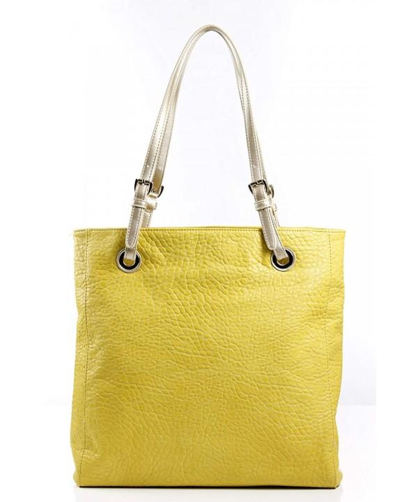 Designer Inspired Gina Tote Pebbled