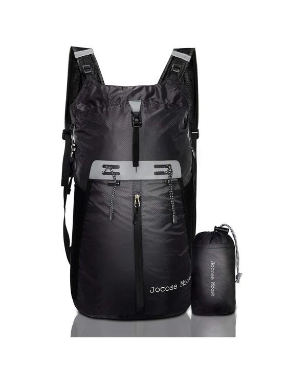 Jocose Moose Waterproof Hiking Backpack