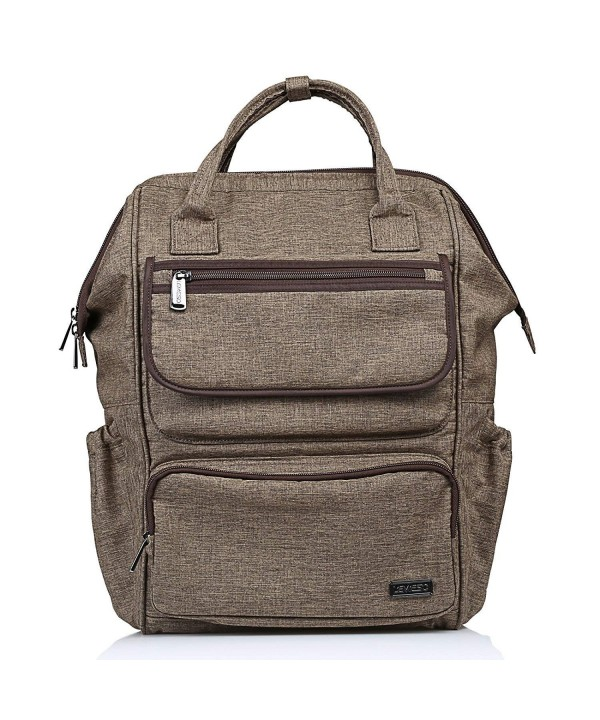 LEMESO Backpack Student Camping Business