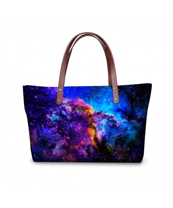 DESIGNS Fashion Galaxy Handbags Shoulder