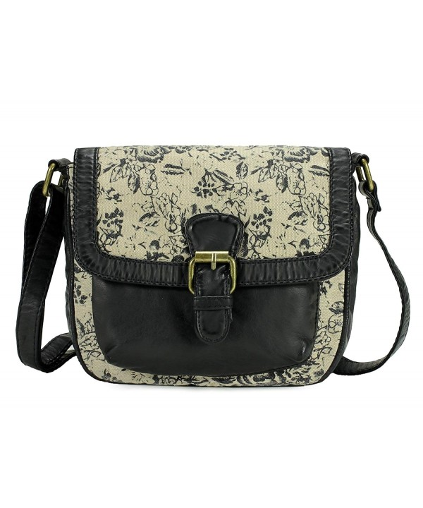 Scarleton Fabric Accent Crossbody H193401
