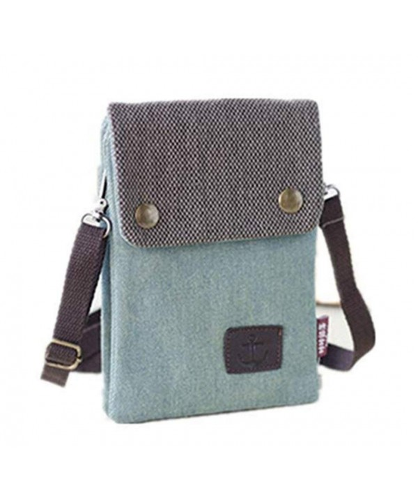4a2354dfca54 ... Canvas Women Small Shoulder Crossbody Bag Cellphone Wallet Purse with 2  Strap - C612NDUGWJ6. On sale! New. YaJaMa Canvas Shoulder Crossbody  Cellphone