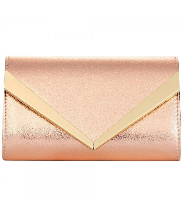 Fashion Shoulder Envelope Crossbody Detachable