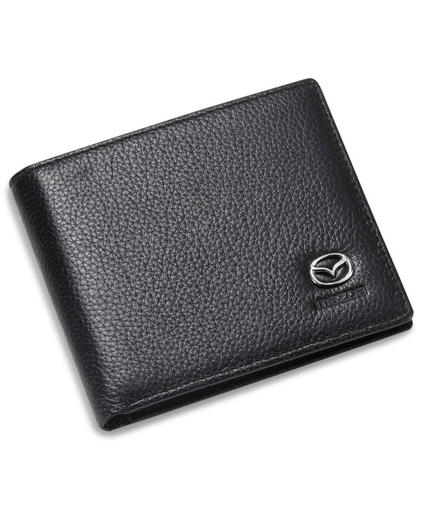 Mazda Bifold Wallet Credit Window