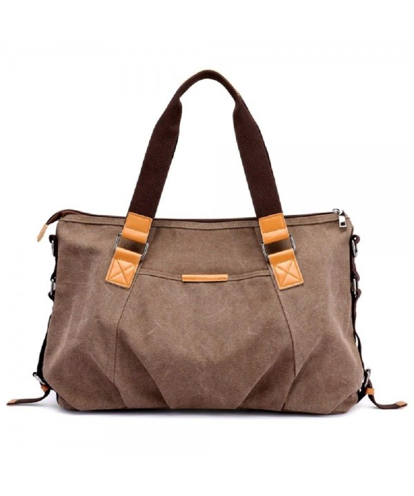 Canvas Luggage Shopping Handbags Crossbody