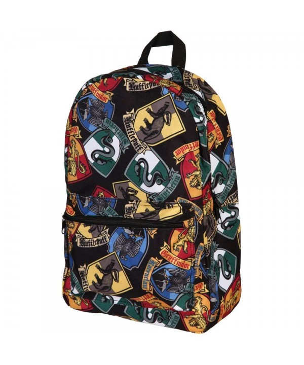 Harry Potter Hogwarts Crests Backpack