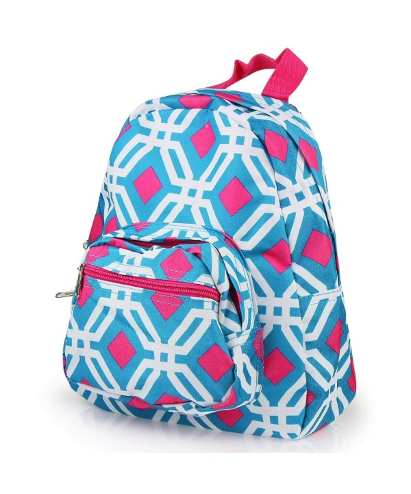 Zodaca Kids Small Backpack Graphic