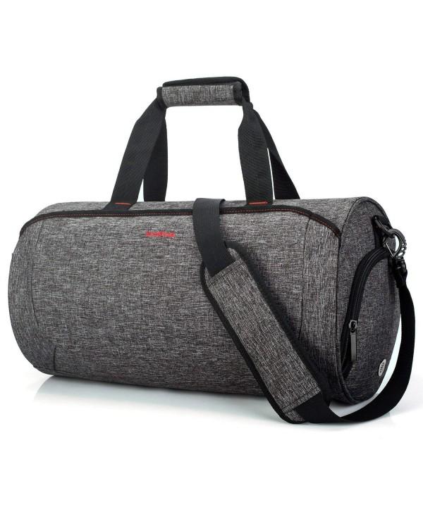 NiceEbag Compartment Water Resistant Lightweight Weekender