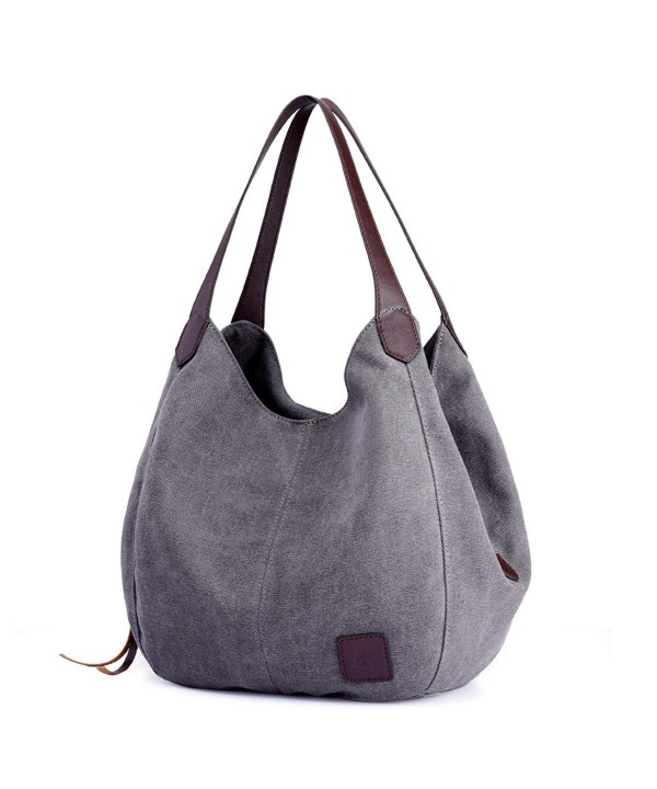 DOURR Multi pocket Shoulder Fashion Handbag