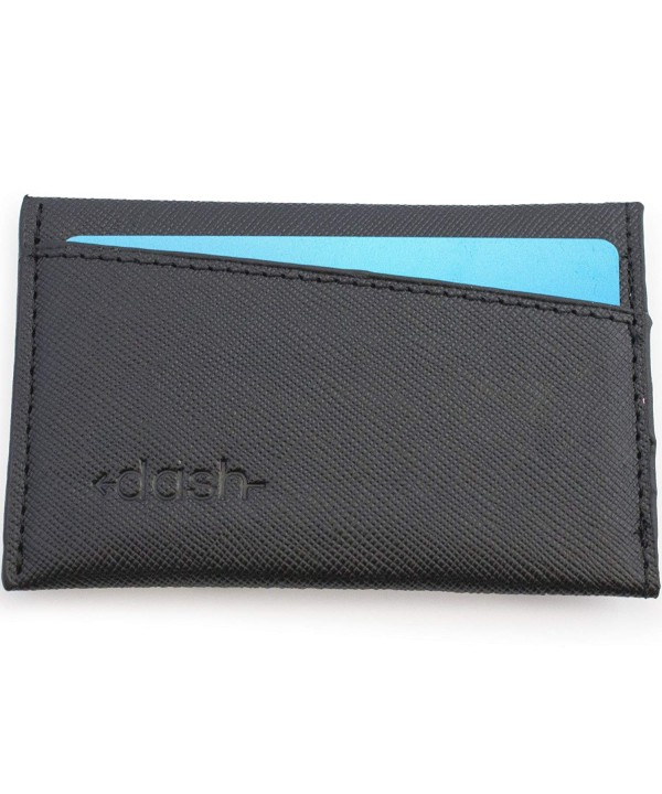 Dash Premium Slim Wallet Black