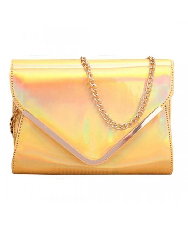 Monique Glitter Holographic Handbag Cross body