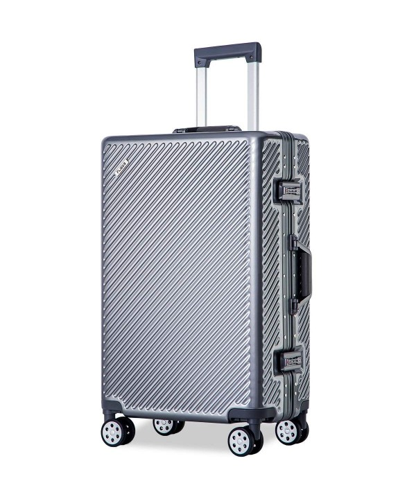 Aluminium Luggage Approved Suitcase 20 Carry