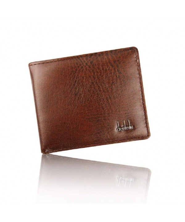 Mandy Business Leather Wallet Pockets
