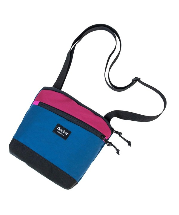 Flowfold Muse Crossbody Bag Lightweight