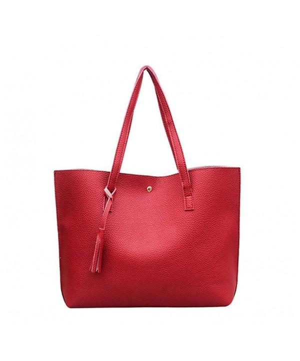 Nodykka Satchel Handbags Pebbled Shoulder