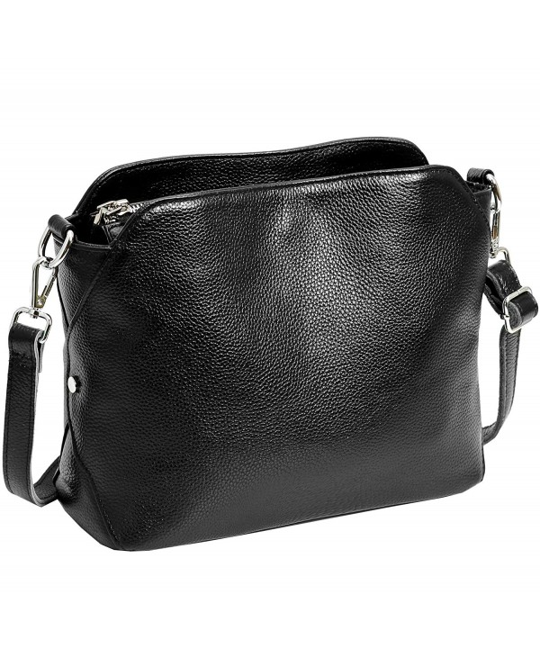 Kenoor Shoulder Leather Handbags Crossbody