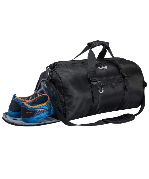 Sports Duffel Compartment Waterproof Weekend