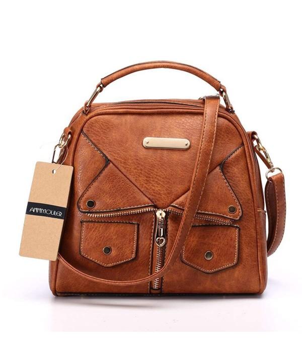 Handbag Leather Fashion Shoulder Crossbody
