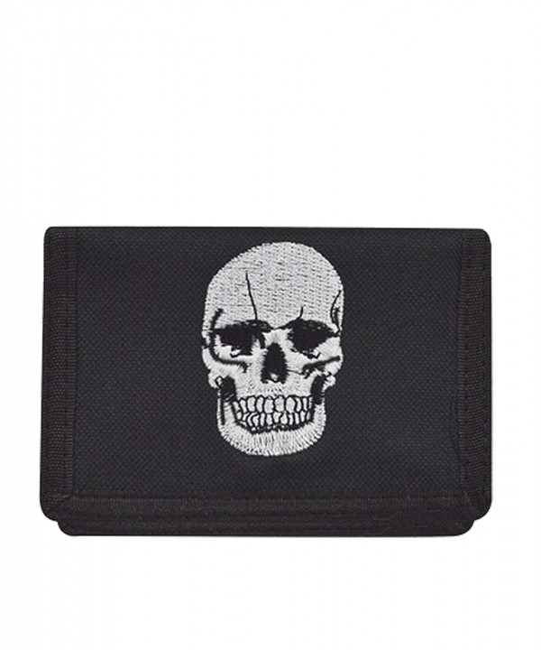 Mens Polyester Tri Fold Wallets MW10114