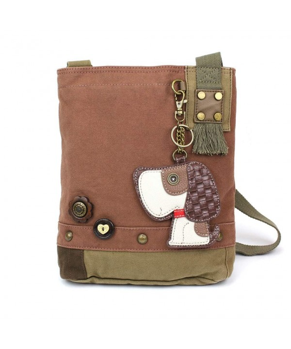 Chala Patch Crossbody Bag Toffy