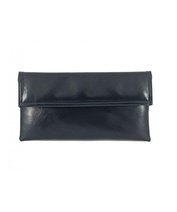 Womens Leather Clutch Shoulder Adjustable