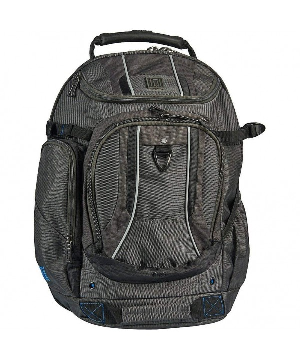 Ful Factor Padded 17 inch Backpack