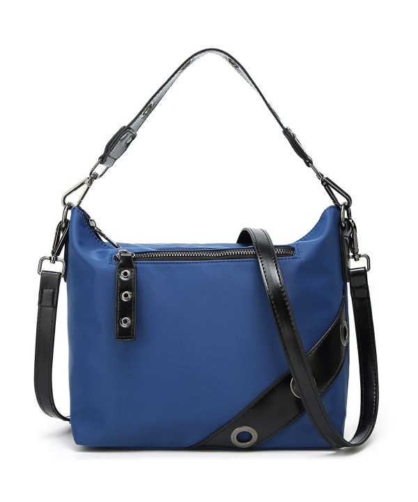 SiMYEER Crossbody Zipper Shoulder Messenger