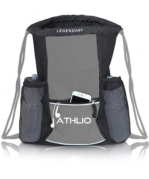 Legendary Drawstring Gym Bag Waterproof