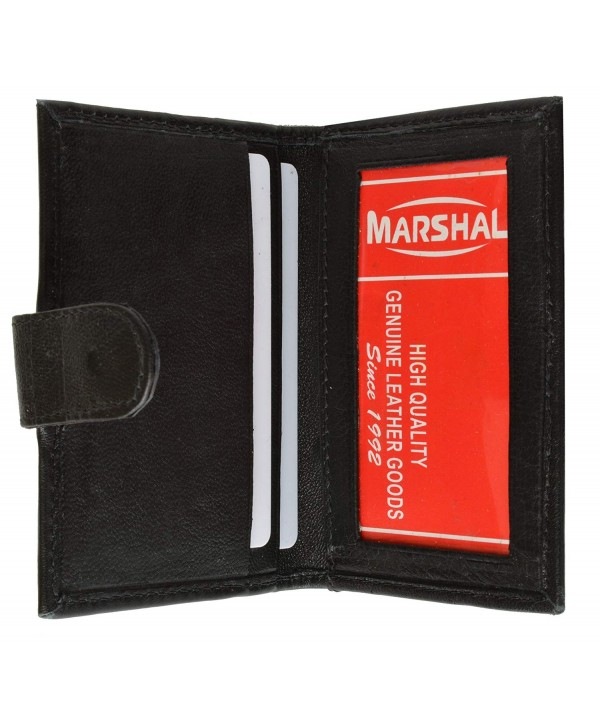 Leather Credit Wallet Drivers License