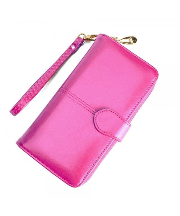 Large Capacity Wallet Multi Leather