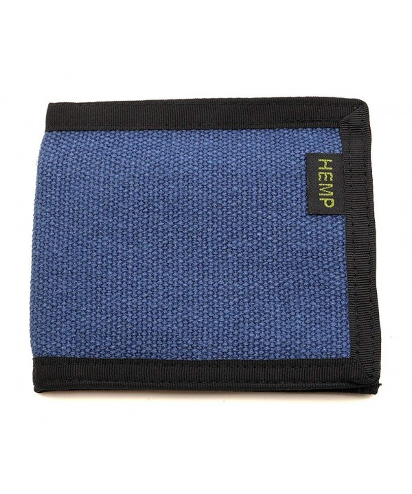 Hempmania Slim Hemp Bi fold Wallet