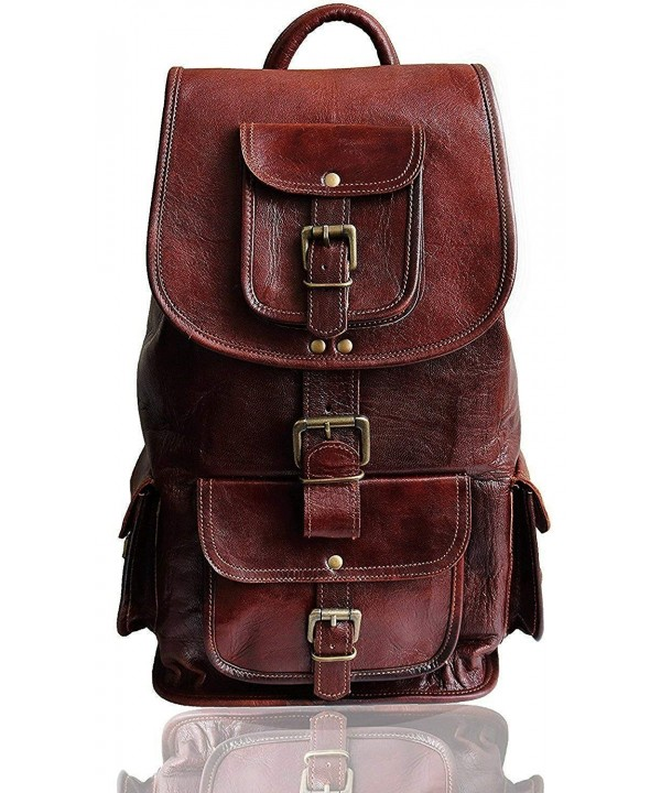 genuine backpack rucksack drawstring resistant