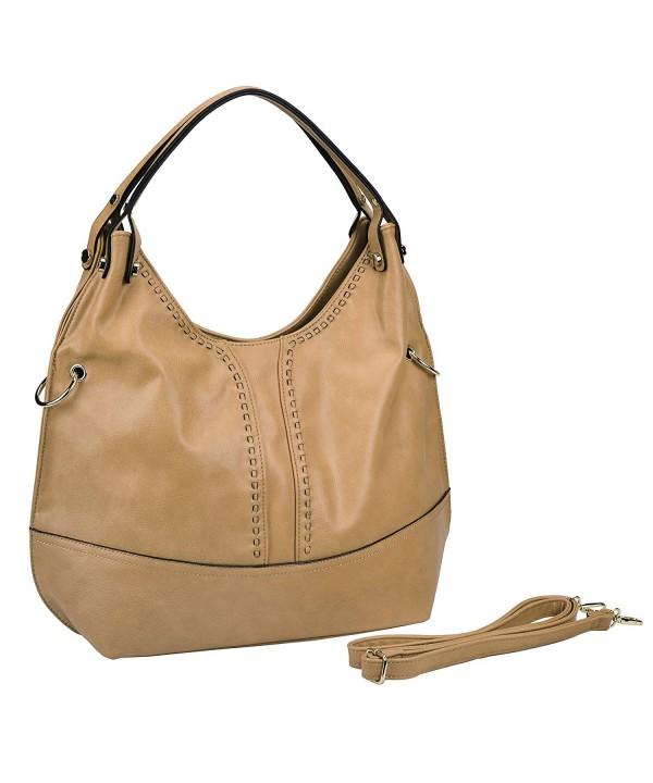 Collection Double Slouchy Crossbody Handbag