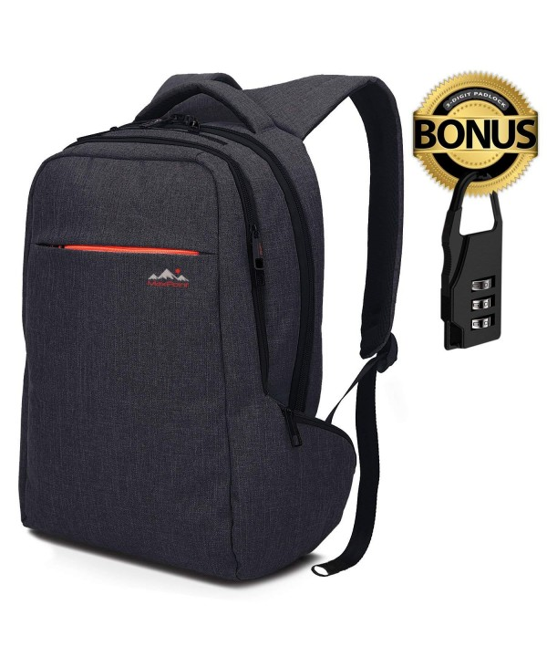 MaxPoint Water Resistant Laptop Backpack