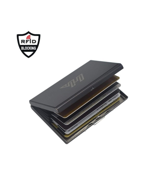 YH DIMENSION Credit Holder Genuine Leather