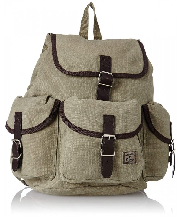 EVEREST Everest Canvas Rucksack