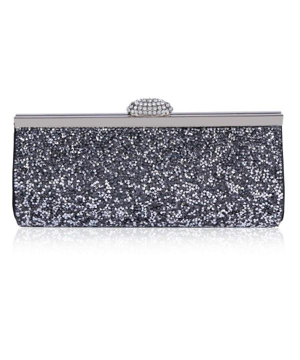 Damara Rhinestones Studded Shoulder Handbags