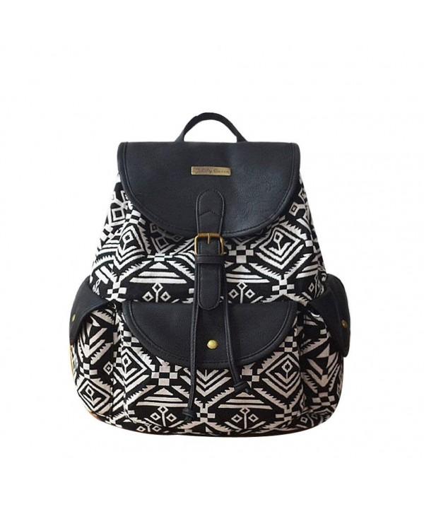 Donalworld Backpack Bookbag Rucksach Tratonblack