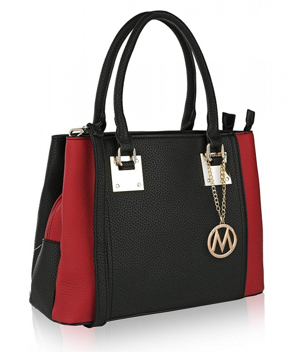 MKF Collection Satchel Shoulder designer