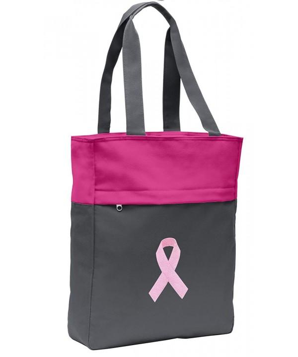 Ribbon Womens Ladies CarryAll Totes