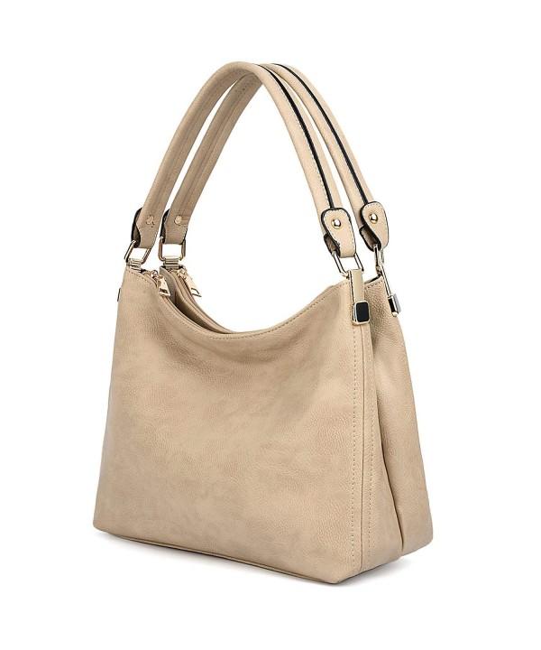 UTO Handbags Shoulder Leather Capacity