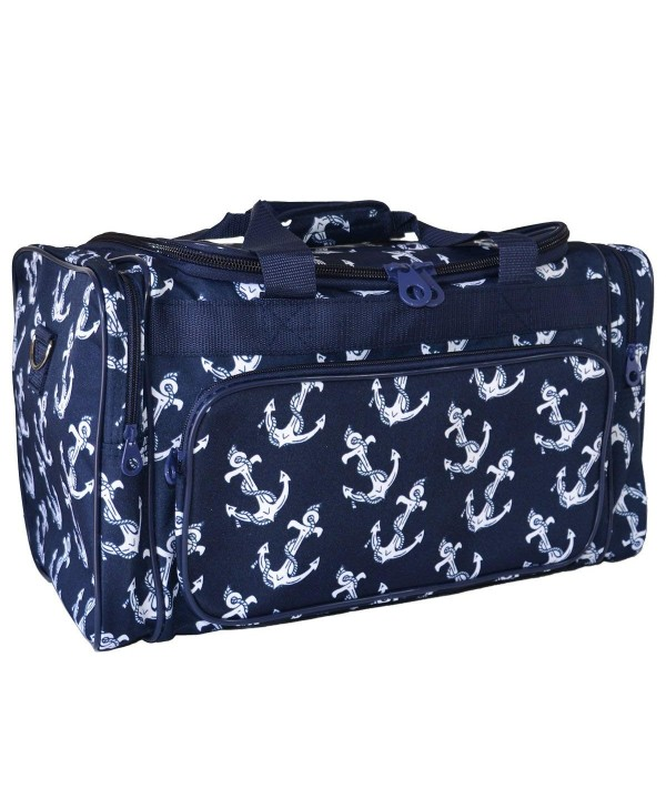Ever Moda Anchor Medium Duffle