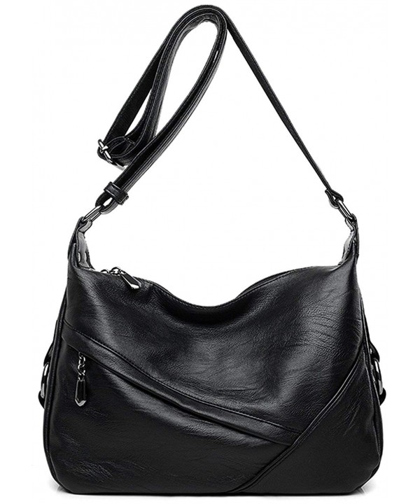 Shoulder Covelin Leather Crossbody Handbag